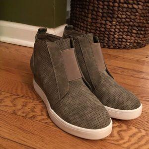 d0856ca89f4 Journee Collection Shoes - Journee Clara Wedge Sneaker